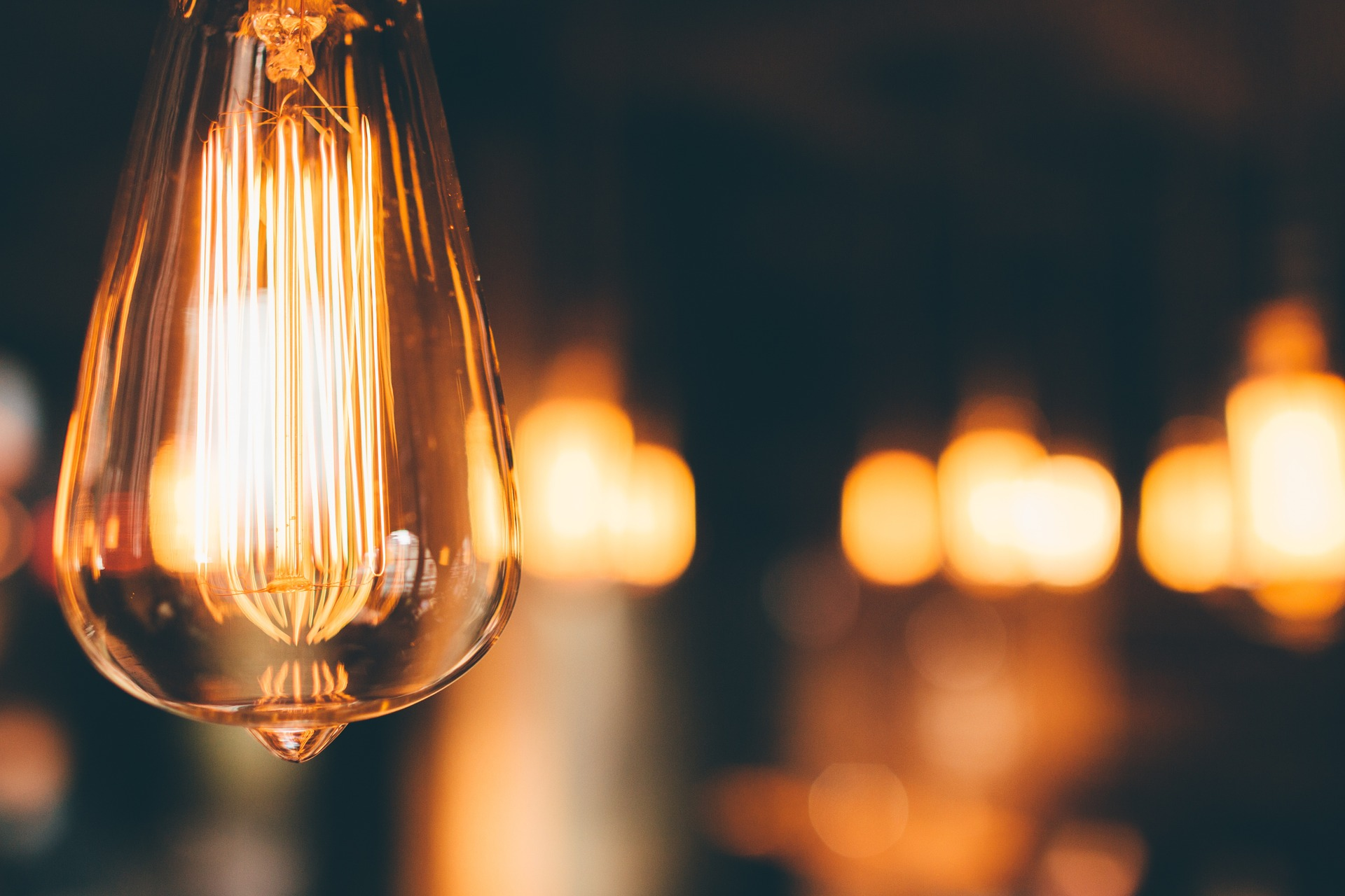 Restauranger belysning elinstallation